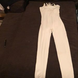 White body suit small
